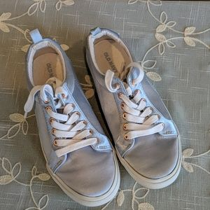 Old Navy Blue tennis shoes